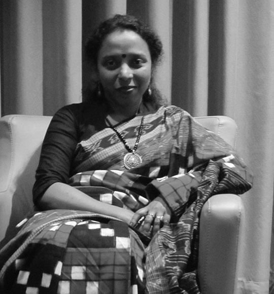 Jayanti Mazumder